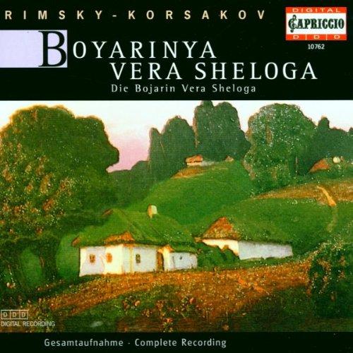 Rimsky-Korsakov: Boyarinya Vera Sheloga