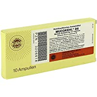 Mucokehl Ampullen D 6 10X1 ml preisvergleich bei billige-tabletten.eu
