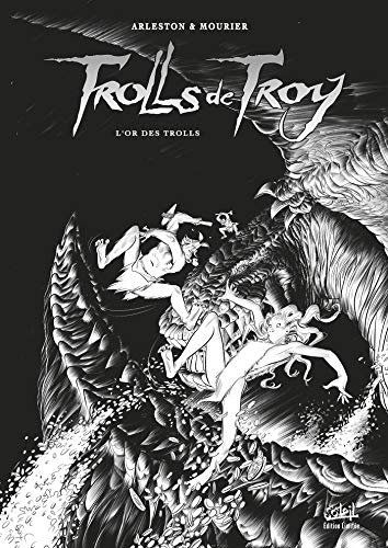 Trolls de Troy 21 - Tirage spécial NB PDF Books