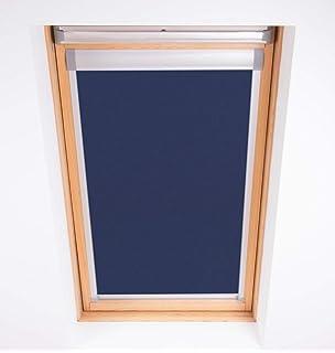 VICTORIA M Tenda a Rullo Adatta per finestre per tetti Velux//Tenda a Rullo Oscurante per lucernari Velux//GHL S06 Panna