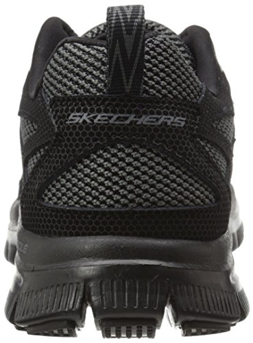 Skechers Flex Advantage First Team Herren Sneakers Bbk
