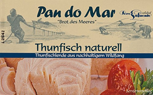Pan do Mar Thunfisch naturell (1 x 120 g)