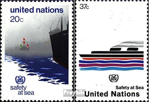 Nations unies - Nouveau York 417-418 (complète.Edition.) (complète.Edition.) (complète.Edition.) 1983 Navires (Timbres pour les collectionneurs) vie de marin B005MPNJLU d43b70