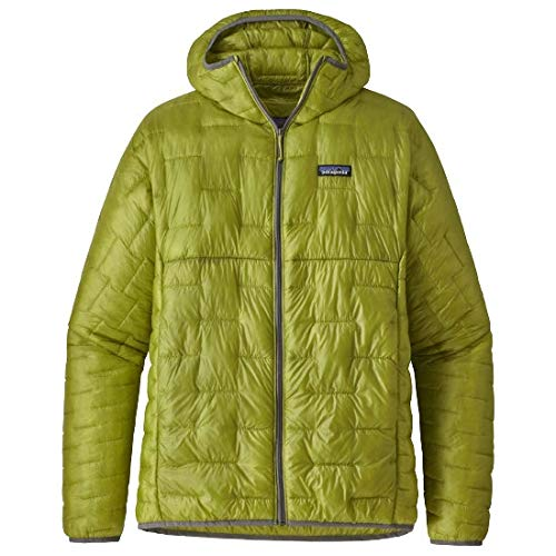 Patagonia Herren Micro Puff Jacket, Grün (Folios Green), L Micro Folio