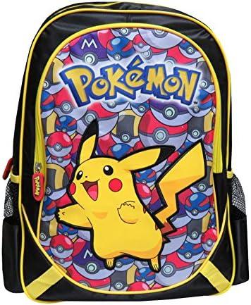 Pokémon MC-232-PK Sac à Dos Pikachu avec Pokeballs 43 43 43 cm B01N79MJWT | Aspect Attrayant  ce64d5