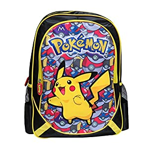 CYP Imports Pokémon Mochila, Multicolor, 40 cm (CP-MC-232-PK)