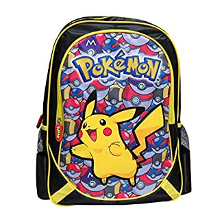 51h82sl7xmL. SS324  - CYP Imports- Pokémon Mochila,, 40 cm (CP-MC-232-PK)