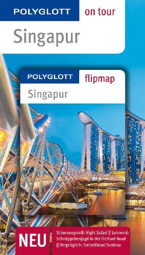 Preisvergleich Produktbild Singapur: Polyglott on tour mit Flipmap