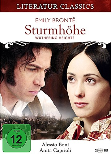 Emily Brontë: Sturmhöhe - Wuthering Heights (Literatur Classics) (2 DVDs)