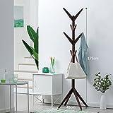 Design Q Garderobe Einfache Landung Garderobe Nach Hause Zweig Kleidung Rack Wohnzimmer Schlafzimmer Kleidung Lagerregal