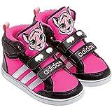 adidas Unisex Baby Hoops Animal Cmf Mid Inf Sneaker