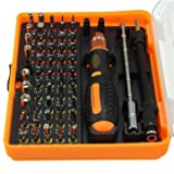 Generic 53 in 1 Multi-Bit Precision Torx Screwdriver Tweezer Phone Repair Tool