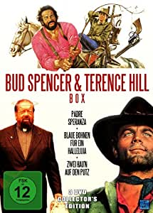 Bud Spencer & Terence Hill 3er Box (3 Disc Set) [Collector's Edition]