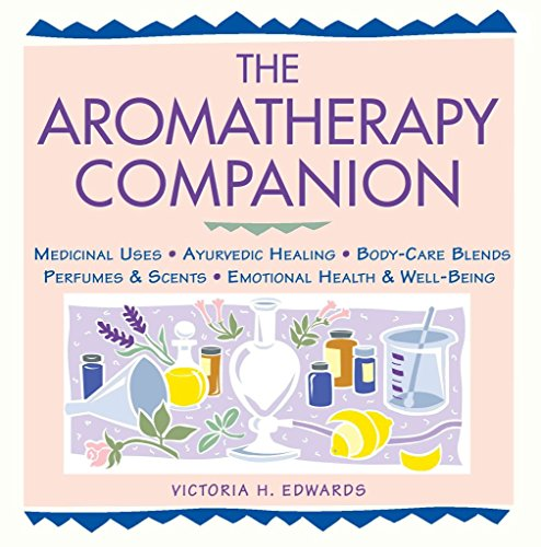 [Aromatherapy Companion] (By: Victoria H. Edwards) [published: January, 2000]