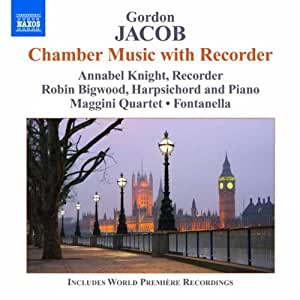 Jacob: Chamber Music With Recorder
