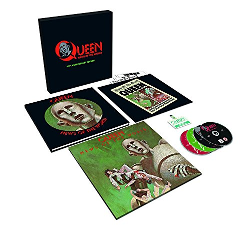 News of the World (Coffret LP+DVD+3CD - Tirage Limité)