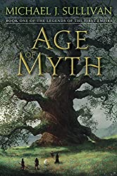 Age of Myth: Book One of The Legends of the First Empire
