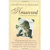 Amarcord: Marcella Remembers by Marcella Hazan (2008-10-07)