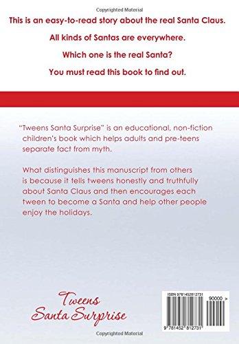 Tweens Santa Surprise: How to Explain Santa to Pre-teens