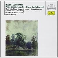 Piano Concerto Op.54,Piano Quintet Op.44