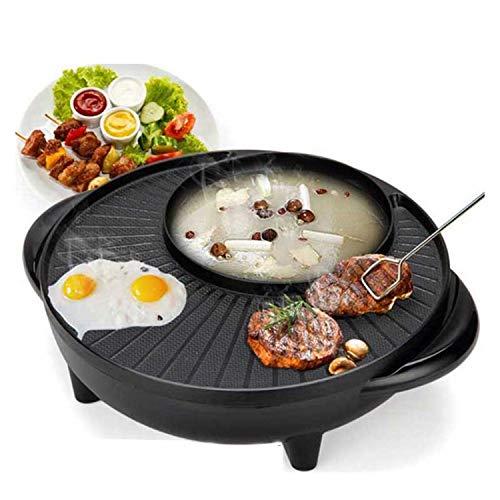 Fondue Electric Hot Pot BBQ Appliance Fondue Servicio