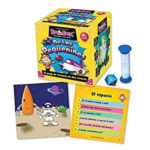 Brain Box Juego de Memoria de Los Pequeñines, Multicolor (Green Board Games 316468A)