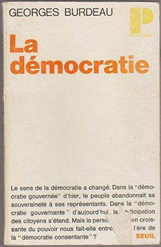 La democratie