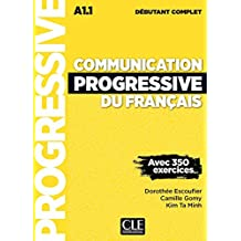 Communication progressive debutant complet 3ed + CD MP3