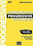 Communication progressive du français - Niveau débutant complet - Livre + CD + Livre-web - Nouvelle couverture