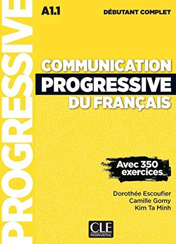 Communication Progressive Du Français - Niveau Débutant Complet ( + CD)