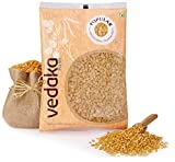 #7: Amazon Brand - Vedaka Popular Toor/Arhar Dal, 1 kg