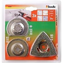KWB Fliesen-Reparatur-Set, 3-teilig, 7086-00