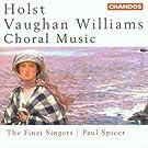 Chormusik von Holst und Vaughan Williams