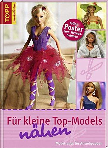 Für kleine Top-Models nähen: Modetrends für Anziehpuppen