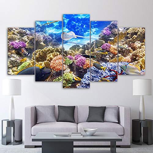 Poster Poster »Unterwasserwelt«,