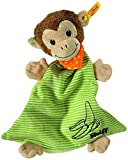 Steiff Jocko Monkey Comforter - Brown/Beige/Green by