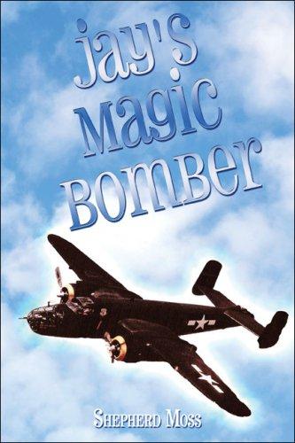 Jay's Magic Bomber Cover Image