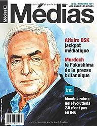 Médias, N° 30, Automne 2011 :