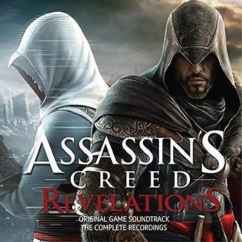 Assassin's Creed Revelations (Ost) (Cd Soundtrack Creed Assassins)