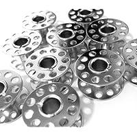 20 Metal Alta Calidad Doméstico Máquina de Coser Bobinas, Cabrá: Brother, Toyota, Janome