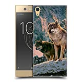 Official Vincent Hie Wolf Couple Canidae Hard Back Case