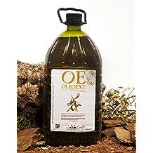 Aceite de Oliva Virgen Extra Monovarietal Cornicabra - Garrafa 5 Litros