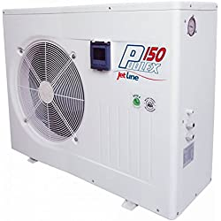 Bomba de calor piscina poolex jetline 15 kW 120 m3