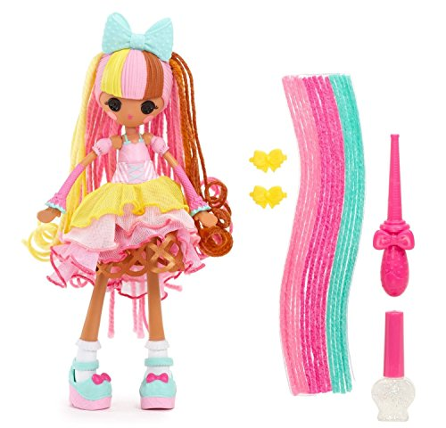 Lalaloopsy Girls Crazy Hair Puppe Scoops Waffle Cone [UK Import]