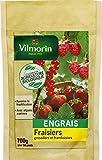 Vilmorin 6467550 abonos fresas y frutas pequeñas Bio Doypack de 700 g