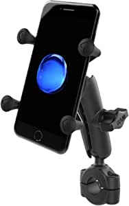 Ram Mounts Torque Kompletthalterung Für Smartphones 1 Zoll B Kugel X Grip