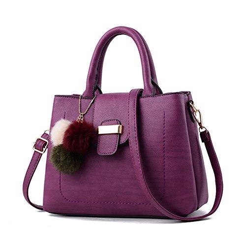 Ddfly - Sacchetto Donna Bambina Purple