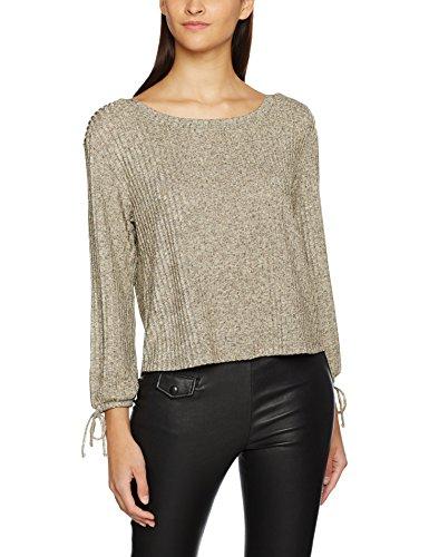 ella-moss-lovelean-blusa-para-mujer-dorado-34-talla-del-fabricantex-s