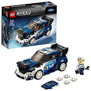 LEGO- Star Wars Ford Fiesta MSport WRC, Multicolore, 75885  LEGO