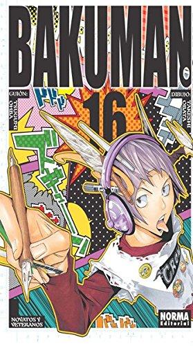 Bakuman - Número 16 (CÓMIC MANGA)